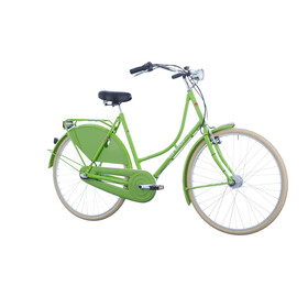 Ortler Van Dyck Hollandsk cykel fancy green